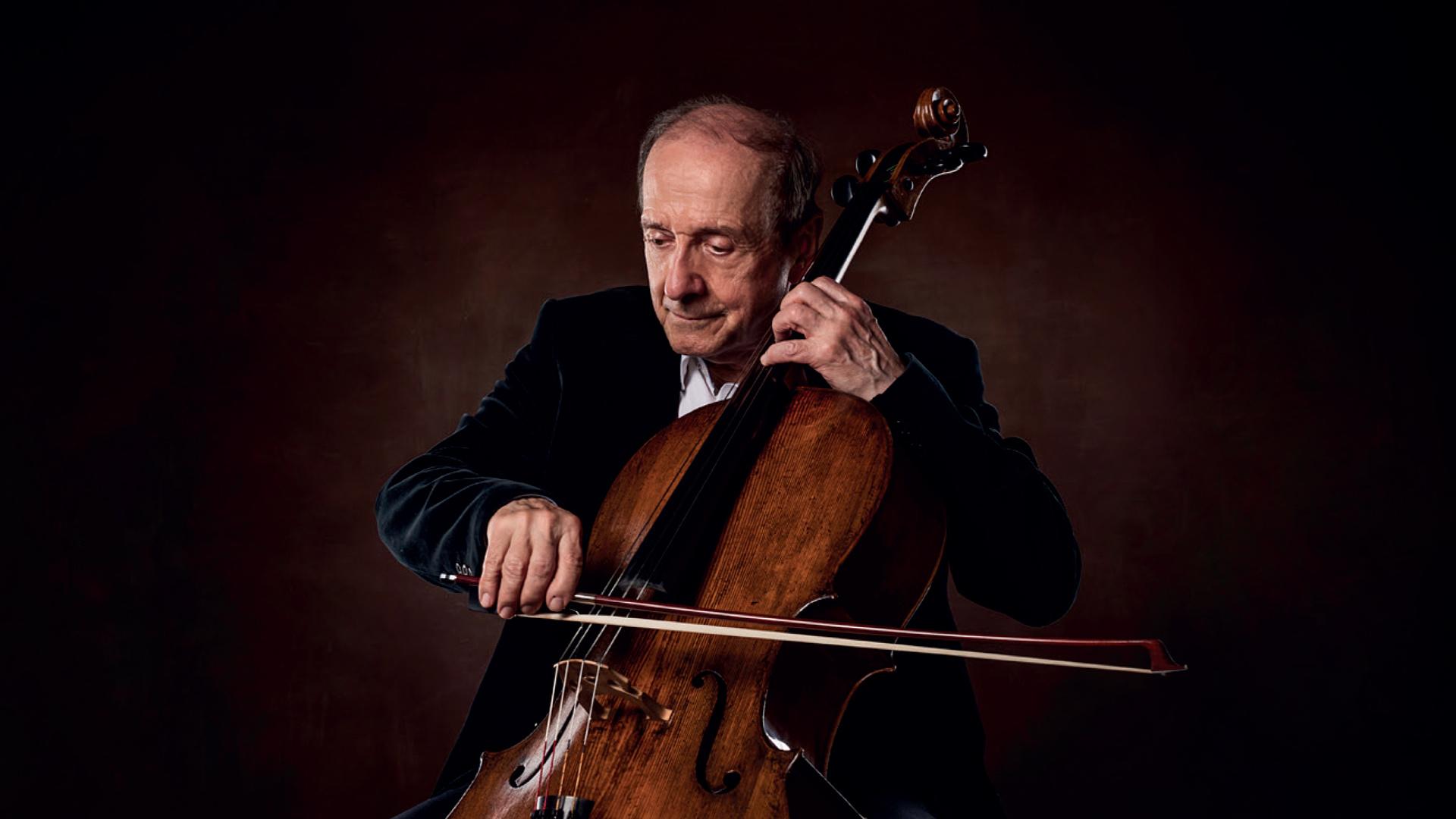 Megjelent Bach összes csellószvitje Perényi Miklós előadásában
